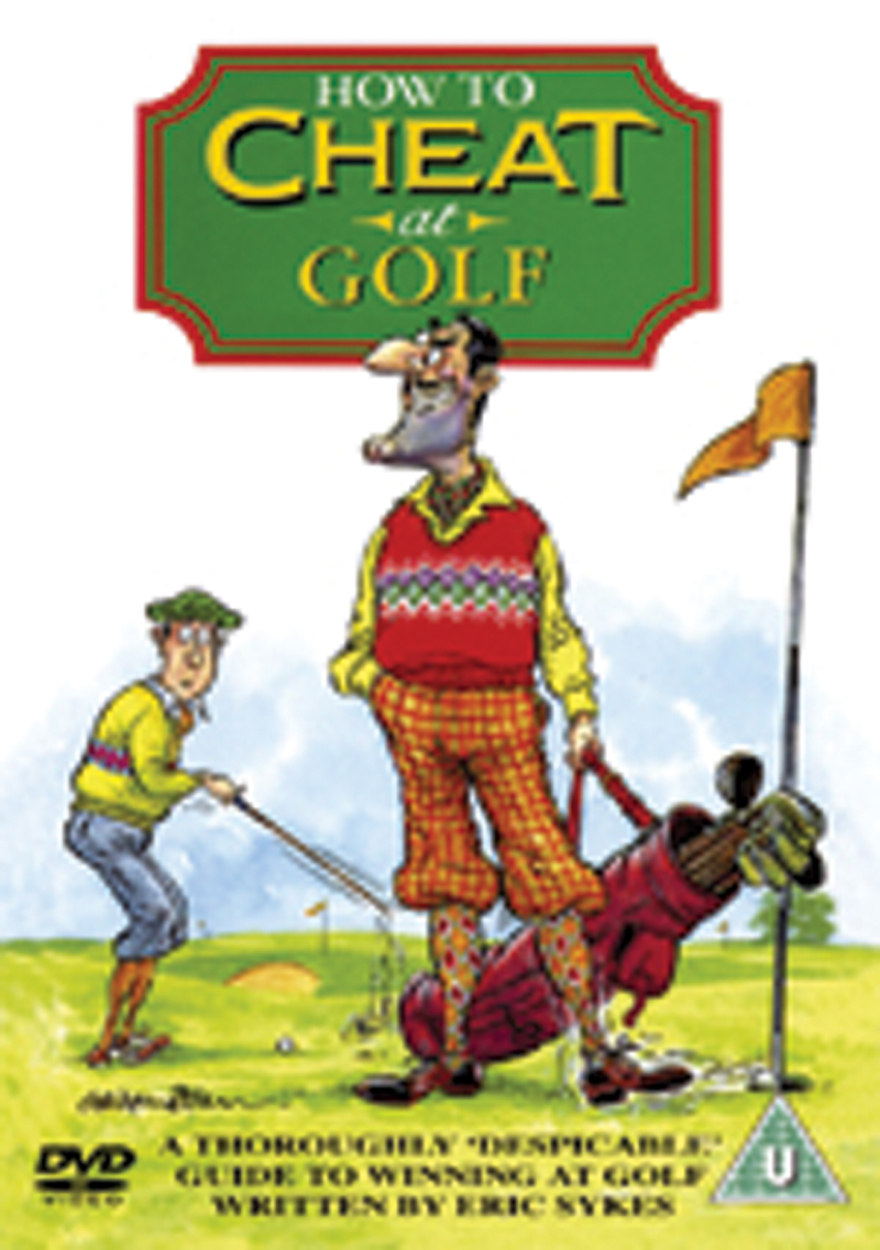 How to Cheat at Golf DVD : Duke Video