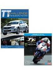 TT Challenge - Subaru Record DVD plus TT 2011 Review Blu-ray