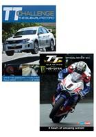 TT Challenge - Subaru Record DVD plus TT 2011 Review DVD