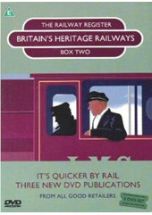 The Railway Register - Box Two (3 DVD Set)