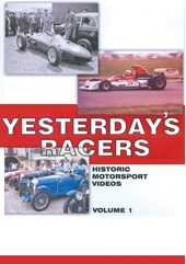 Yesterdays Racers Vol 1