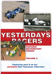Yesterdays Racers Vol 4