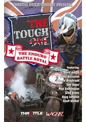 The Tough One The Battle at Nantmawr Quarry 2009 DVD