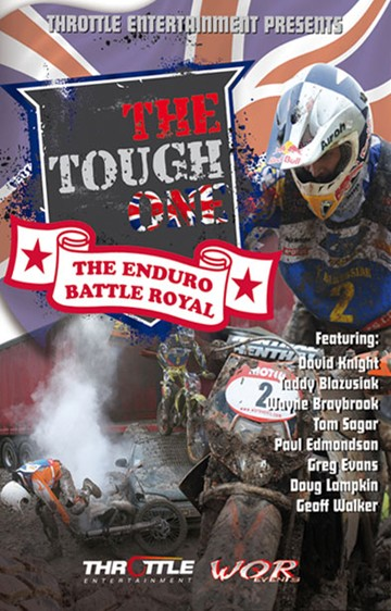 The Tough One The Battle at Nantmawr Quarry 2009 DVD - click to enlarge