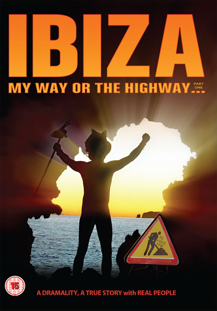 Ibiza My Way or the Highway DVD