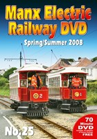 Manx Electric Railway NO. 25 – Spring/Summer 2008 DVD