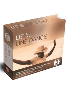 Let's Line Dance 3CD Box Set