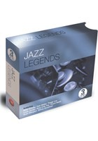 Jazz Legends 3CD Box Set