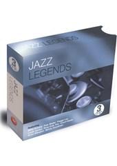 Jazz Legends 3CD Box Set
