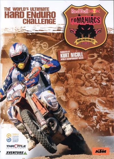 Red Bull Romnanics DVD