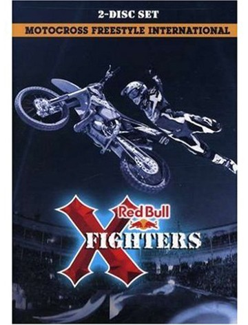 Red Bull Xfighters - Unleashed DVD - click to enlarge