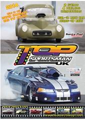 Top Sportsman 2014 DVD
