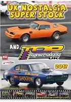UK Nostalgia Super Stock and UK Top Sportsman 2017 DVD