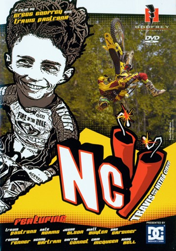 Travis and the Nitro Circus 2 DVD - click to enlarge