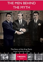 The Men Behind the Myth: The Story of the Kray Twins DVD