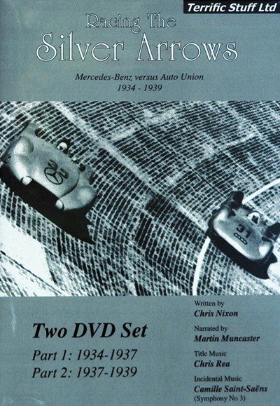 Racing Silver Arrows ( 2 Disc Set) DVD