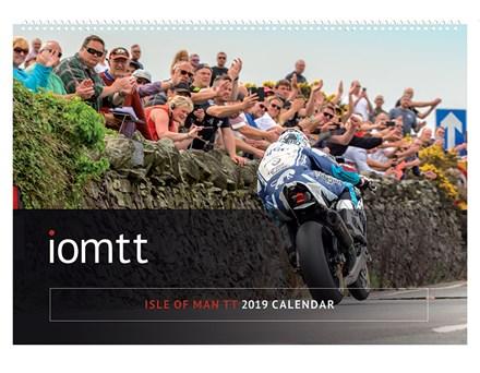iomtt 2019 Calendar - click to enlarge