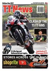 TT 2017 Newspaper  Edition 1