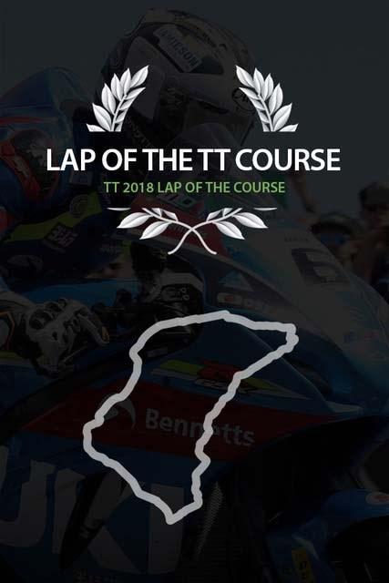 TT 2018 Coach Tour lap of the Course - click to enlarge
