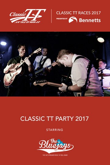Classic TT 2017 Party Saturday 26th August - click to enlarge