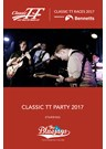 Classic TT 2017 Party Saturday 26th August