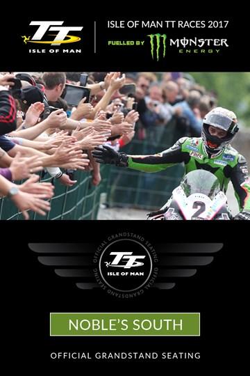 TT 2017 Grandstand Ticket - click to enlarge