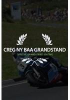 TT 2018 Grandstand Ticket Creg ny Baa