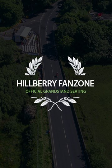 TT 2018 Grandstand Ticket Hillberry - click to enlarge