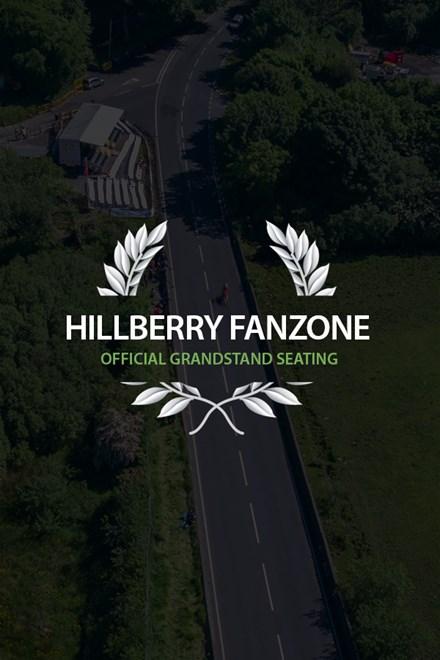 TT 2018 Grandstand Ticket Hillberry