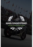 TT 2018 Main Grandstand Ticket