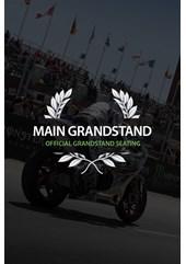 TT 2018 Main Grandstand Ticket