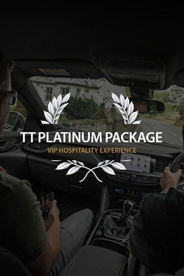 TT 2018 Platinum VIP Experience - click to enlarge