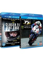 Collector's Edition Closer to the Edge Blu-ray & TT 2011 Blu-ray