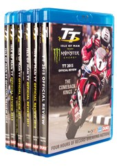 TT 2010-15 Blu-ray Bundle (6 discs)