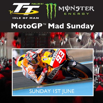 TT Moto GP Mad Sunday 1st June 2014 - click to enlarge