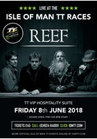 TT 2018 - Reef - Hospitality Suite 8th June