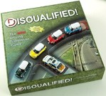 Disqualified Board Game