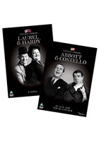 Special Offer - Laurel & Hardy and Abbott & Costello