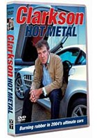 DVD Clarkson Hot Metal