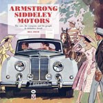 Armstrong Siddeley Motors Book (leather)