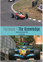 F1 The Knowledge 2nd Edition (HB)
