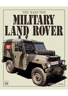 Half Ton Military Land Rover Power Tune Ford V8