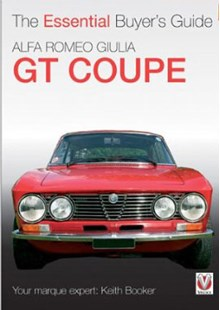 Alfa Romeo Giulia GT Coupé Essential Buyers Guide (PB)
