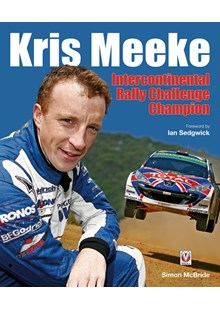 Kris Meeke – Intercontinental Rally Challenge Champion (HB)