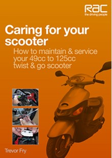 Caring for your Scooter (PB)