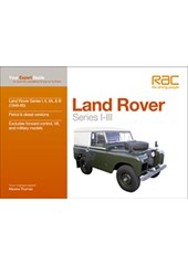 Land Rover Series I-III your expert guide to problems & fix them (PB)