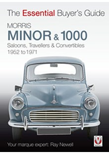 Morris Minor & 1000 saloons The Essential Buyer's Guide (PB)