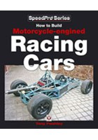 How to Build Motorcycle-engined Racing Cars (HB)