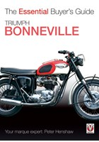 Triumph Bonneville – The Essential Buyer's Guide (PB)