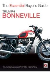Triumph Bonneville – The Essential Buyer's Guide (PB)